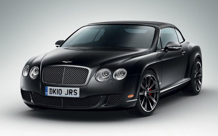 Bentley Continental GTC a GTC Speed 80-11: limitka pro americký trh: - fotka 3