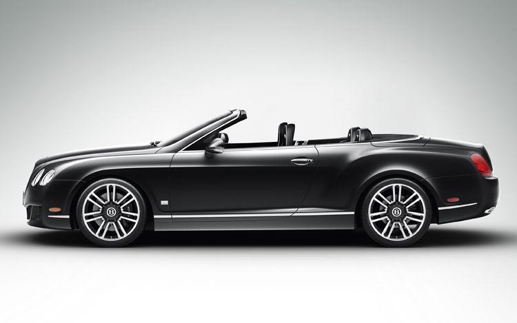 Bentley Continental GTC a GTC Speed 80-11: limitka pro americký trh: - fotka 4
