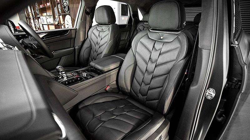 Bentley Bentayga Le Mans Edition od Kahn Design sází především na vzhled: - fotka 1