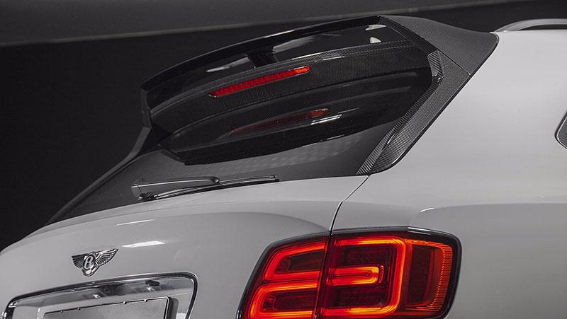 Bentley Bentayga v decentní úpravě z Ruska: - fotka 3