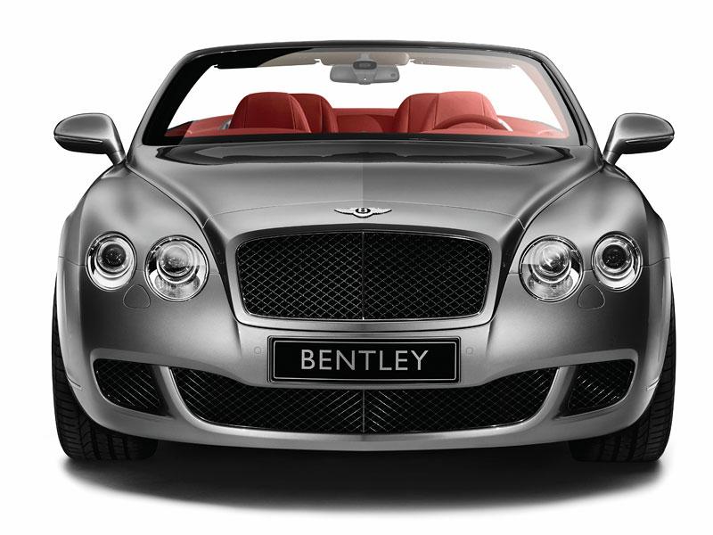 BioBentley: aristokraté budou jezdit na bioethanol: - fotka 6