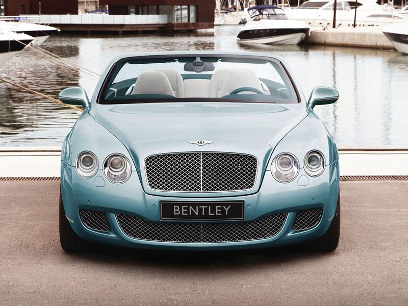 BioBentley: aristokraté budou jezdit na bioethanol: - fotka 8