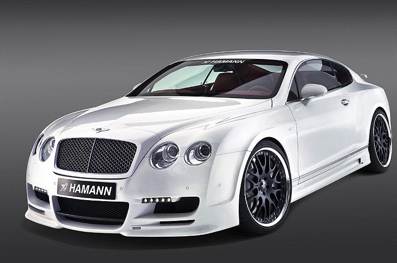 Hamann Bentley Continental GT a GT Speed: úprava designu i techniky: - fotka 2