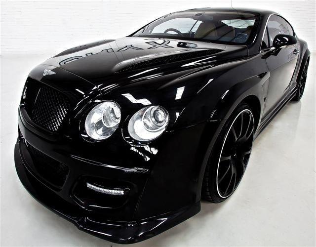 Onyx Cars: Bentley Continental GTO v novém: - fotka 1