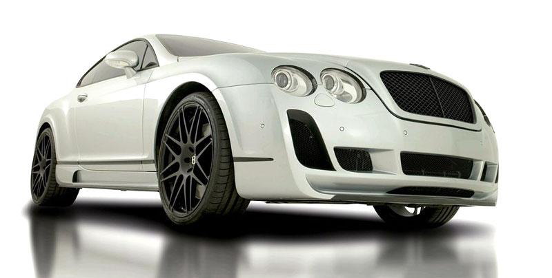 Bentley Continental GT: Vorsteiner nabízí paket BR9: - fotka 4