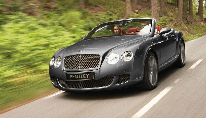 BioBentley: aristokraté budou jezdit na bioethanol: - fotka 10