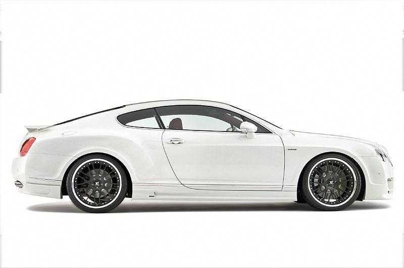 Hamann Bentley Continental GT a GT Speed: úprava designu i techniky: - fotka 3
