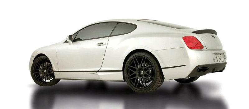 Bentley Continental GT: Vorsteiner nabízí paket BR9: - fotka 6