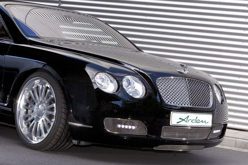 Arden vytvořil pro Bentley ... logo: - fotka 5