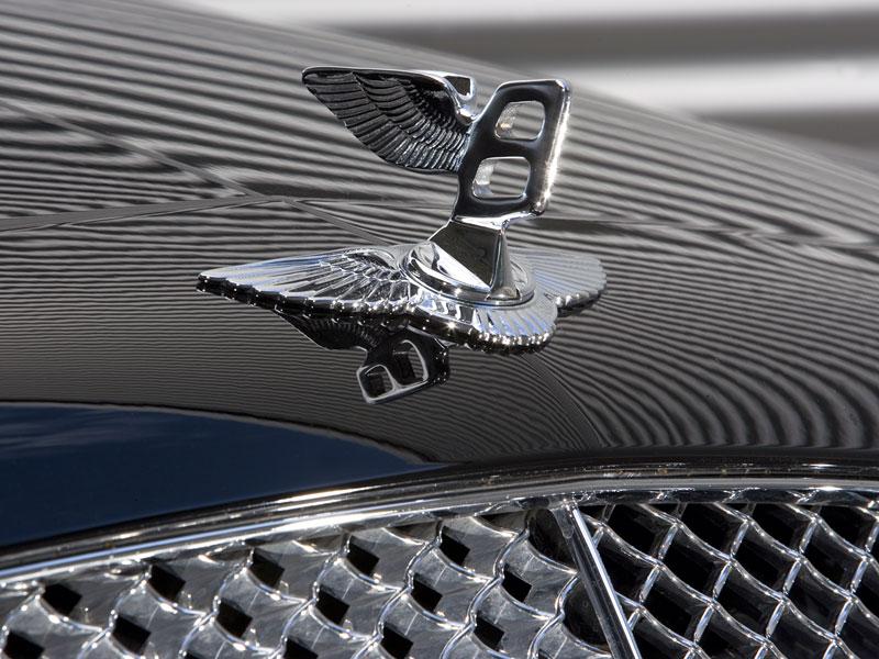 Arden vytvořil pro Bentley ... logo: - fotka 6