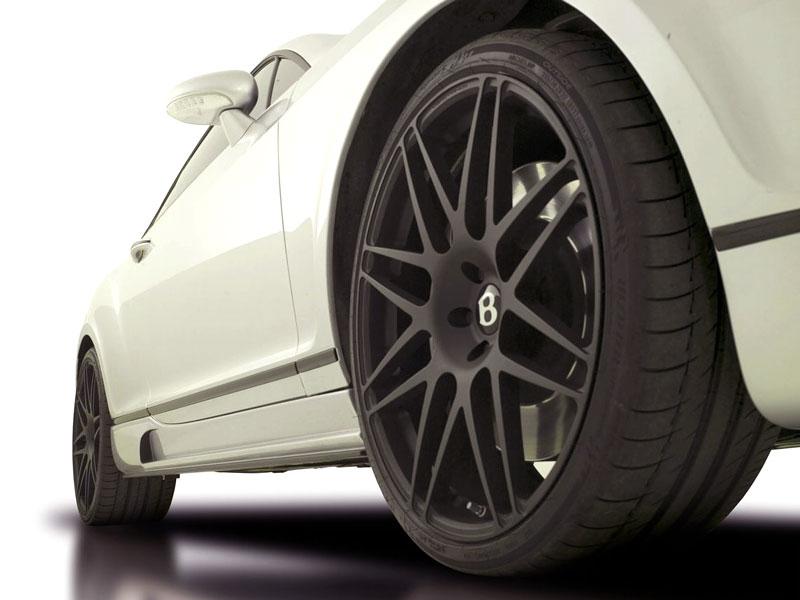 Bentley Continental GT: Vorsteiner nabízí paket BR9: - fotka 9