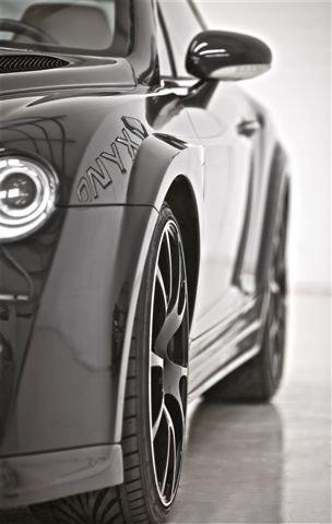 Onyx Cars: Bentley Continental GTO v novém: - fotka 6