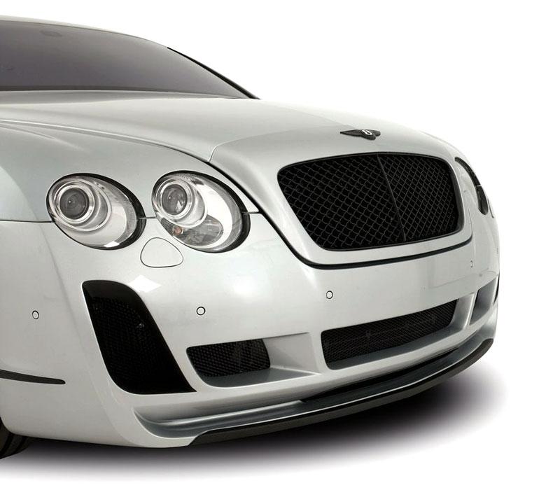 Bentley Continental GT: Vorsteiner nabízí paket BR9: - fotka 10