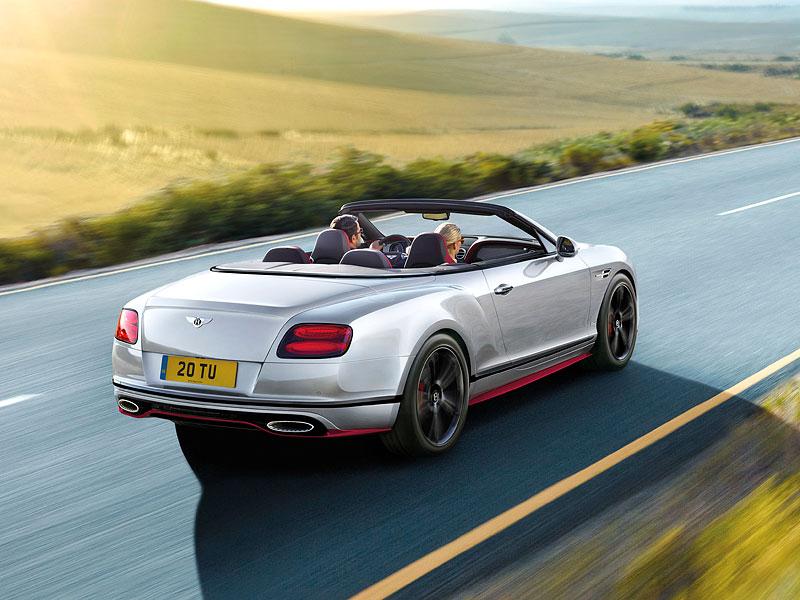 Bentley Continental GT Speed dostal pár nových koní a Black Edition: - fotka 1