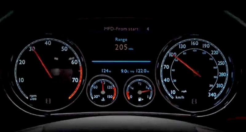 Bentley Continental GT: modernizované kupé se odhaluje (video): - fotka 1