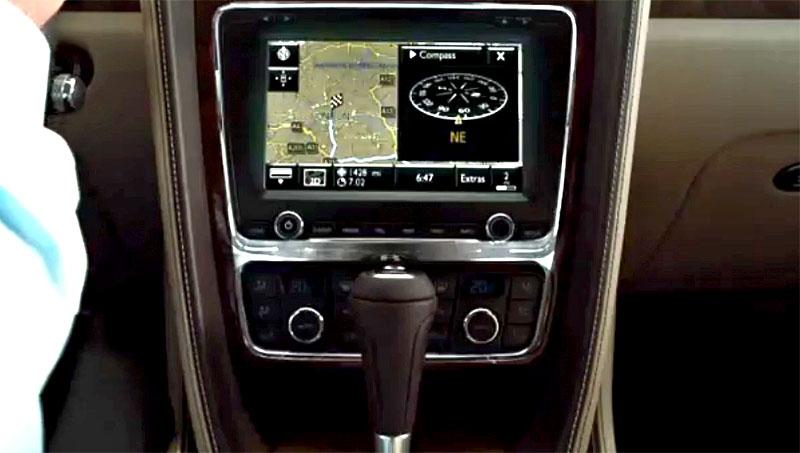 Bentley Continental GT: modernizované kupé se odhaluje (video): - fotka 5
