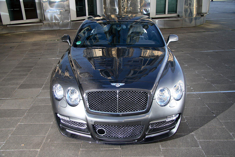 Bentley Continental GT Speed Elegance od Anderson Germany: - fotka 6