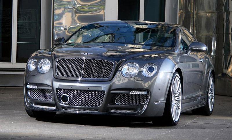 Bentley Continental GT Speed Elegance od Anderson Germany: - fotka 7