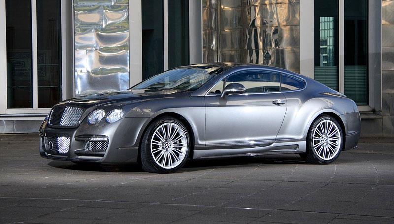 Bentley Continental GT Speed Elegance od Anderson Germany: - fotka 8