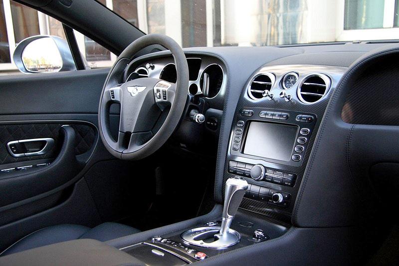 Bentley Continental GT Supersports: drsný (nejen) vzhled od Andersonu: - fotka 1