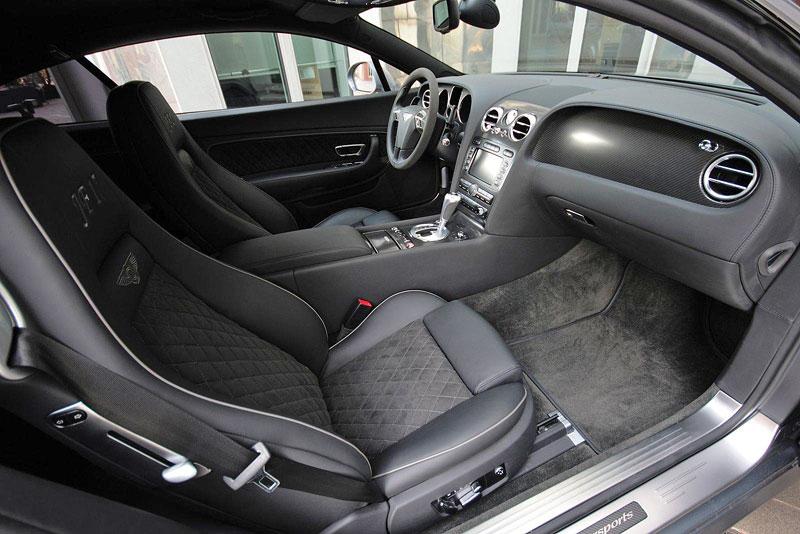 Bentley Continental GT Supersports: drsný (nejen) vzhled od Andersonu: - fotka 2