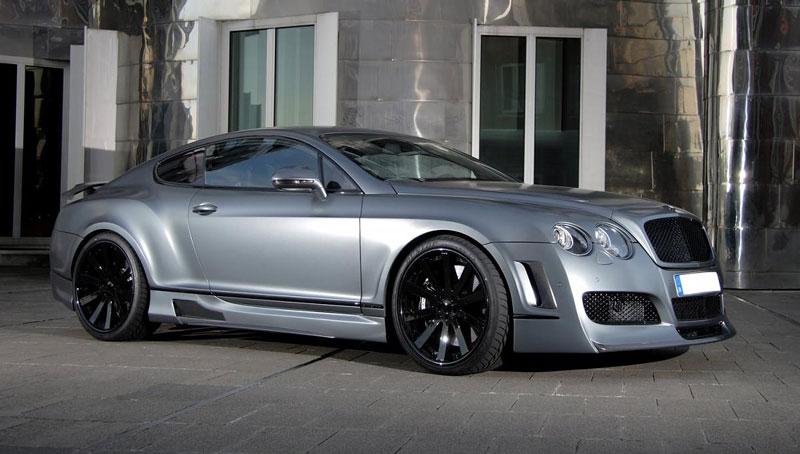Bentley Continental GT Supersports: drsný (nejen) vzhled od Andersonu: - fotka 5