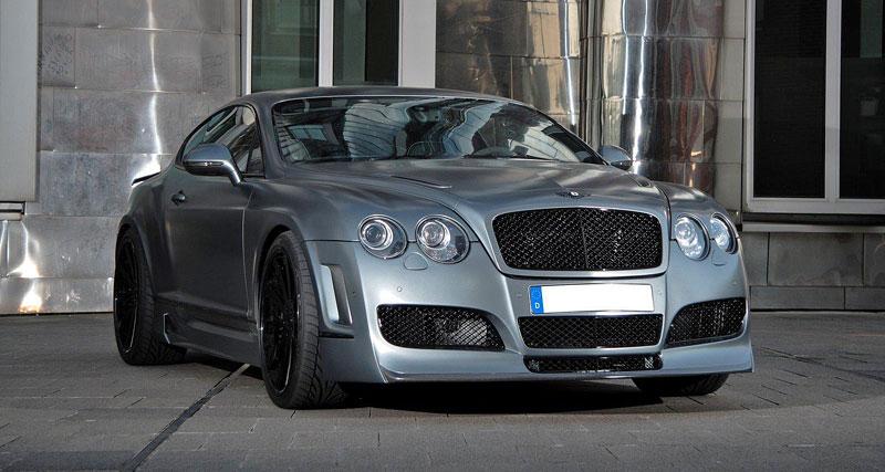 Bentley Continental GT Supersports: drsný (nejen) vzhled od Andersonu: - fotka 6