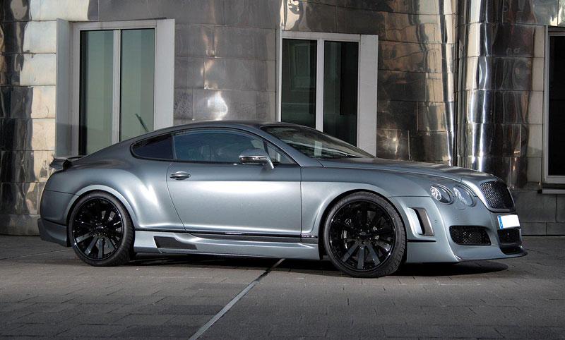 Bentley Continental GT Supersports: drsný (nejen) vzhled od Andersonu: - fotka 7