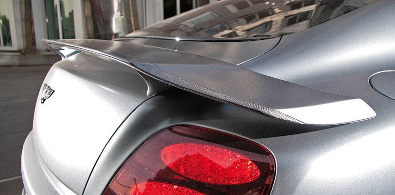 Bentley Continental GT Supersports: drsný (nejen) vzhled od Andersonu: - fotka 9