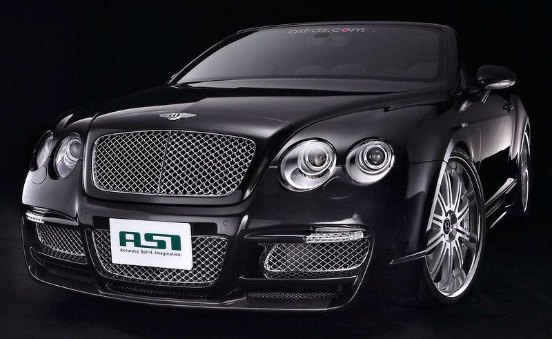 Bentley Continental GTC od ASI: - fotka 3