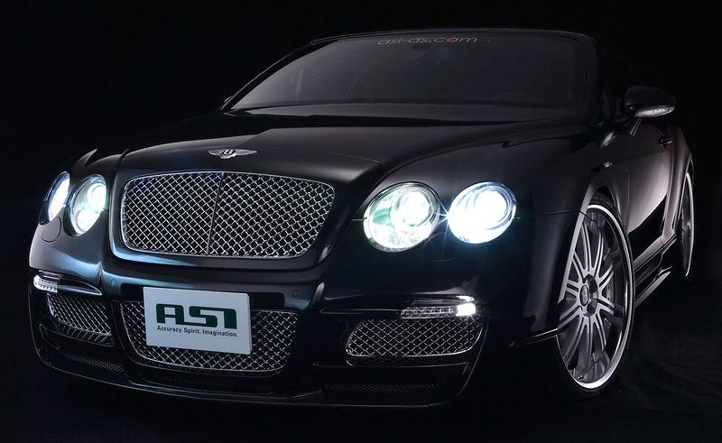 Bentley Continental GTC od ASI: - fotka 4