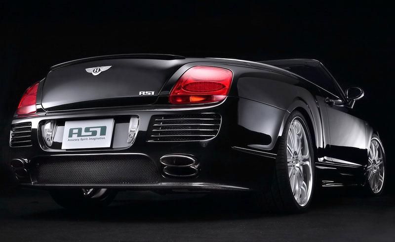 Bentley Continental GTC od ASI: - fotka 8