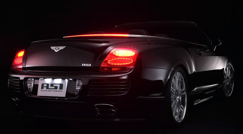 Bentley Continental GTC od ASI: - fotka 9