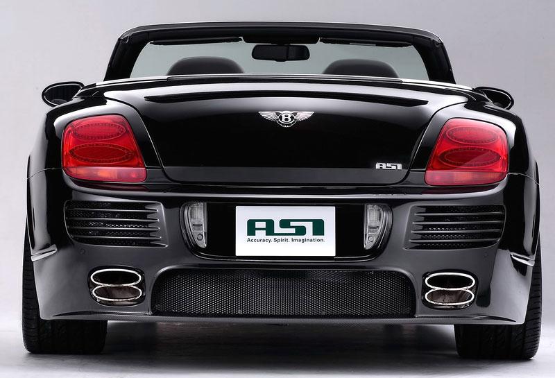 Bentley Continental GTC od ASI: - fotka 11