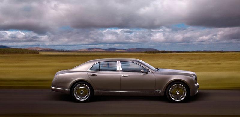 Bentley Mulsanne: čtyři dny práce a lak je hotov...: - fotka 4