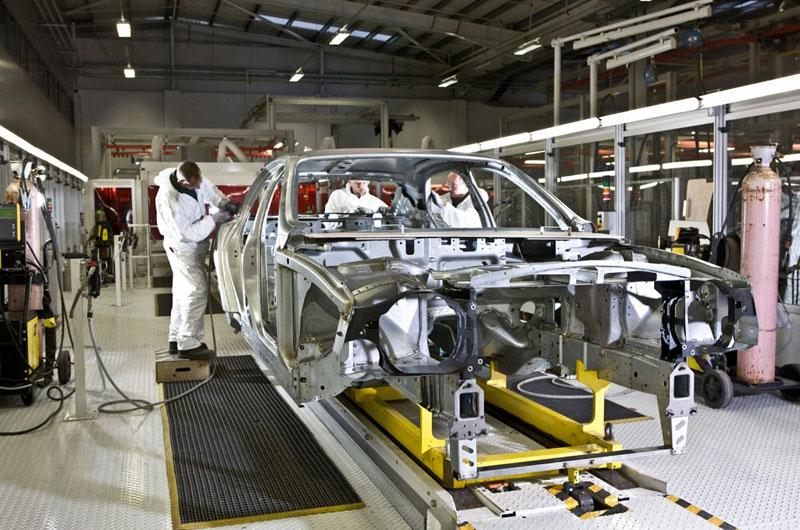 Bentley Mulsanne: čtyři dny práce a lak je hotov...: - fotka 6