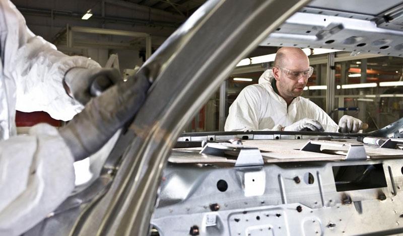 Bentley Mulsanne: čtyři dny práce a lak je hotov...: - fotka 8