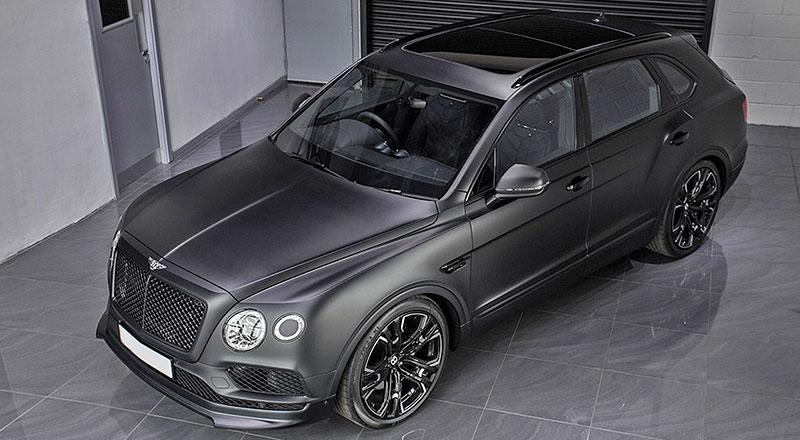 Bentley Bentayga v decentní úpravě od WheelsAndMore s výkonem 710 koní: - fotka 2