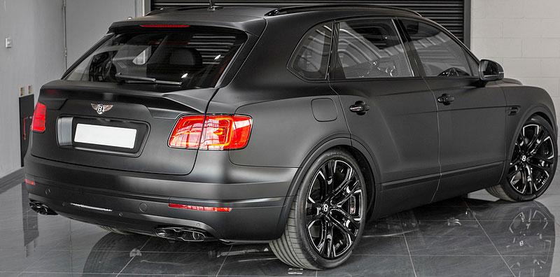 Bentley Bentayga v decentní úpravě od WheelsAndMore s výkonem 710 koní: - fotka 4