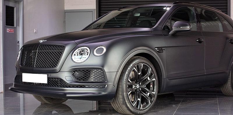 Bentley Bentayga v decentní úpravě od WheelsAndMore s výkonem 710 koní: - fotka 6