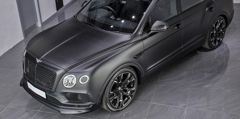 Bentley Bentayga v decentní úpravě od WheelsAndMore s výkonem 710 koní: - fotka 7