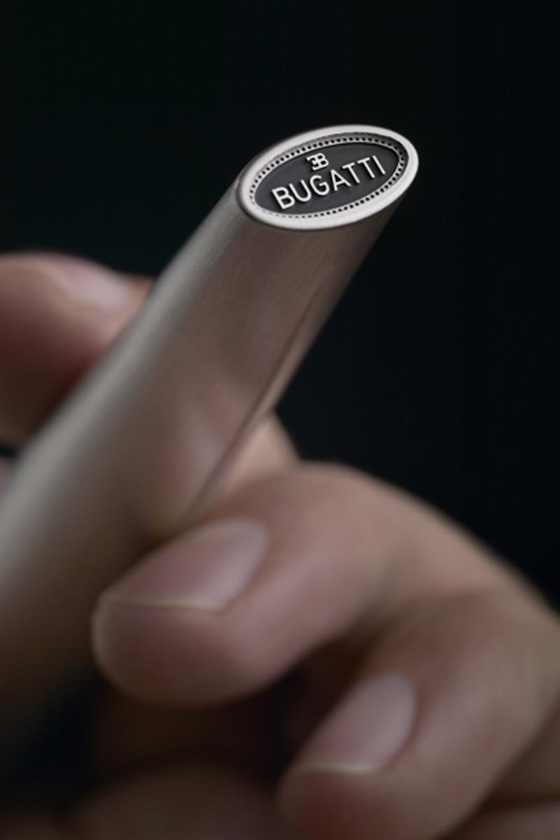 Bugatti Type A: Supersport? Ne! Luxusní plnicí pero: - fotka 5