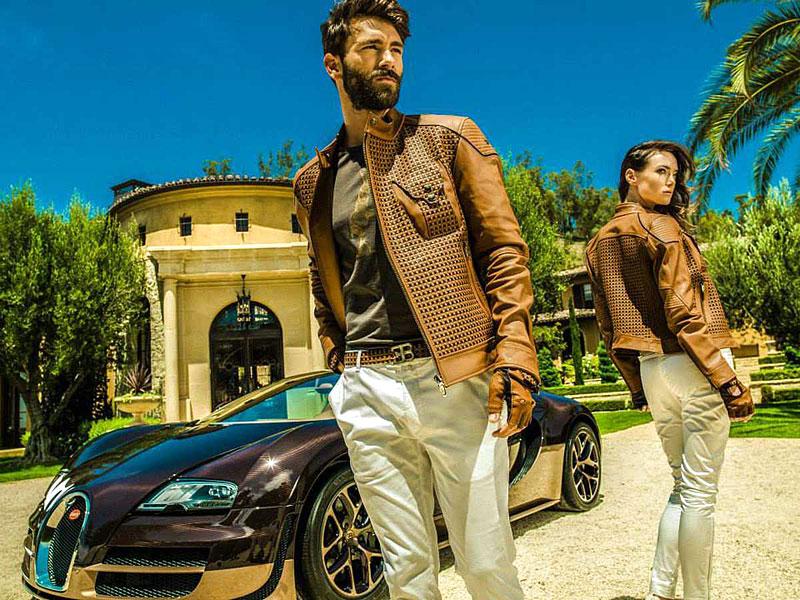 Automobilka Bugatti má svůj první značkový butik: - fotka 15