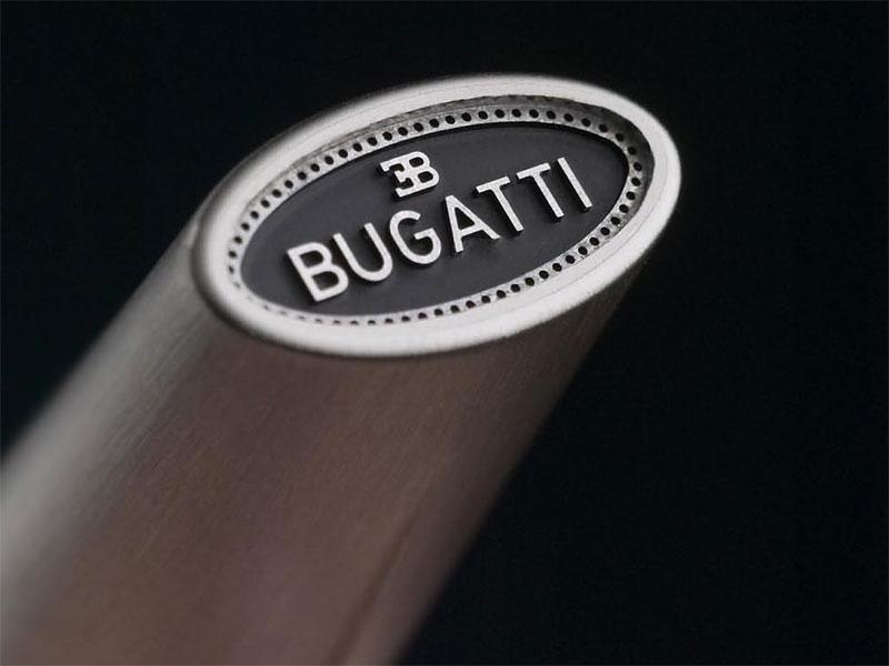 Bugatti Type A: Supersport? Ne! Luxusní plnicí pero: - fotka 17