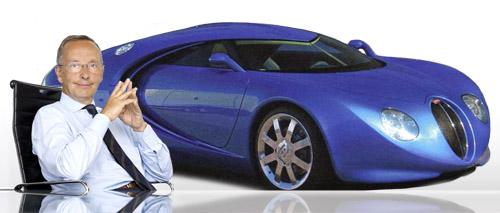 Bugatti Veyron podle Waltera de Silvy: - fotka 2