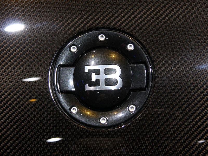Paříž 2010 živě: Bugatti Veyron Super Sport: - fotka 28