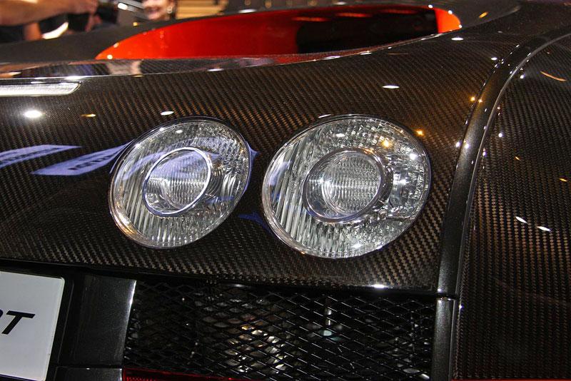 Paříž 2010 živě: Bugatti Veyron Super Sport: - fotka 31