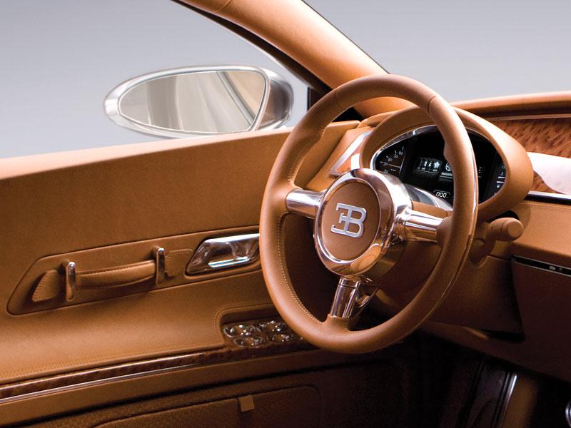 Bugatti Galibier: mezi (nad)lidi až v roce 2013: - fotka 1