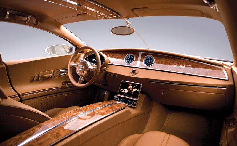 Bugatti: Čtyřdveřová verze ani silnější Veyron nebudou: - fotka 2