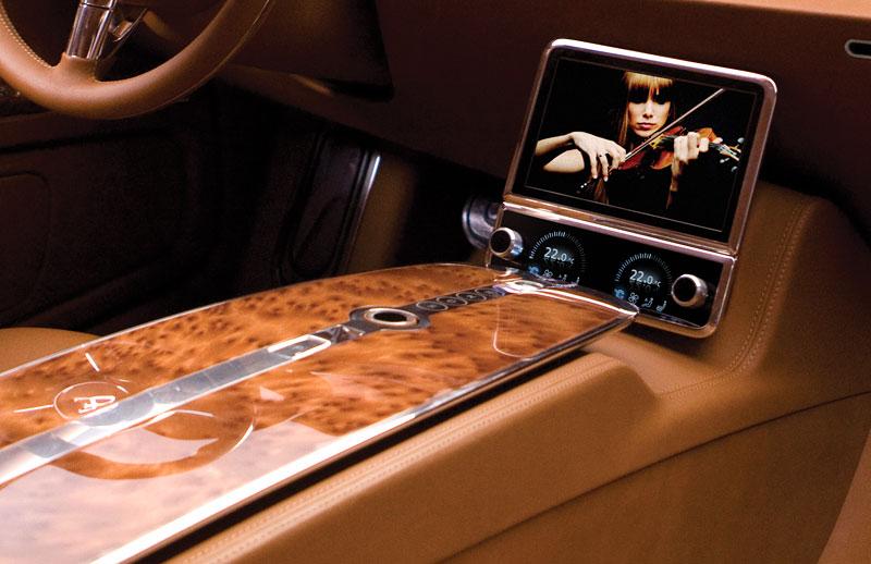 Bugatti: Čtyřdveřová verze ani silnější Veyron nebudou: - fotka 4